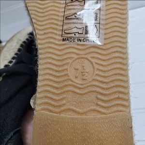 Soludos Shoes - Soludos Lace-Up Canvas Espadrille 7.5 NWOT